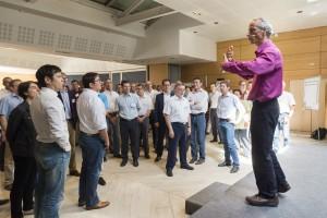 Tanguy Lunven Enchanter les Organisations Séminaire de formation original